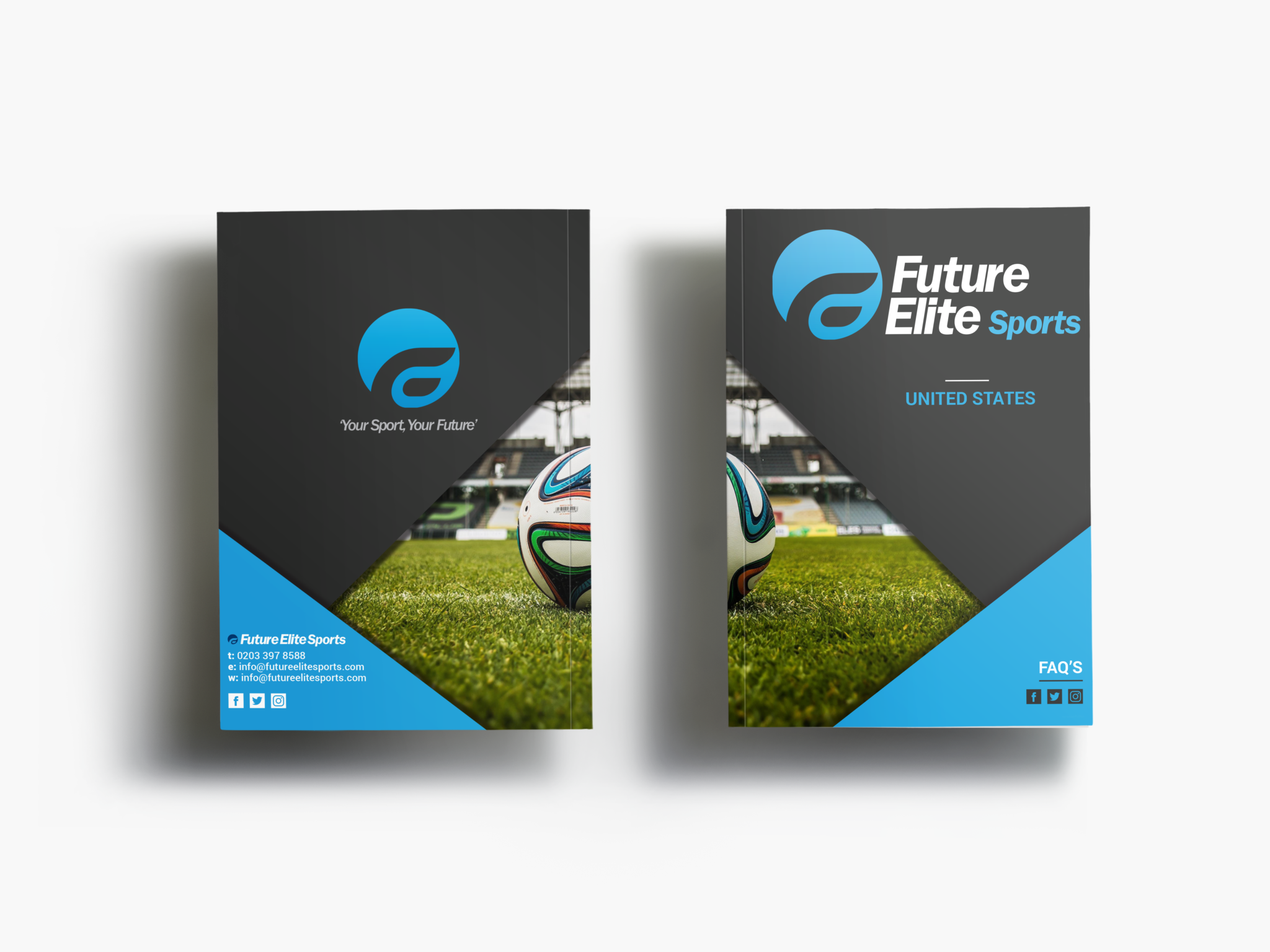 Front and Back Cover Future Elite