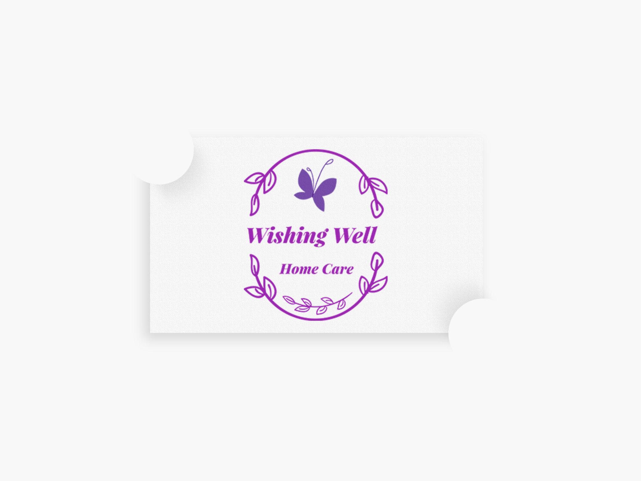 Wishing Well Home Care Logo