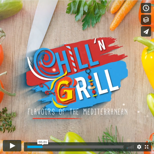 Chill and Grill opening